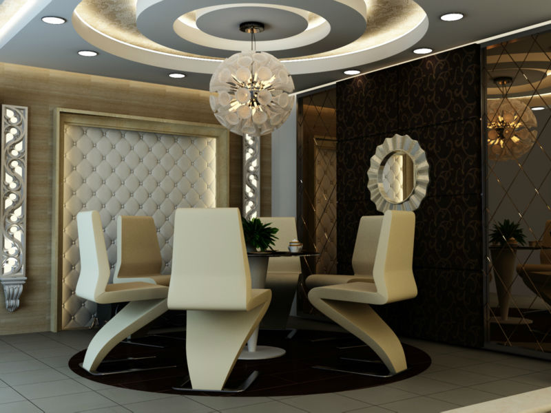 Designed decor