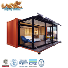 Solar Power Australia Expandable 20ft 40ft Container House Luxury