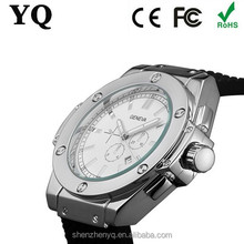 Luxury man wrist watch,quartz stainless steel watches men with good strap
