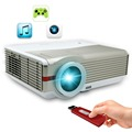 4200 lumens Native resolution hd led projector 1080P home projector