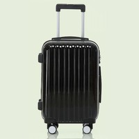 Cheap Black PC Shiny Hard Trolley