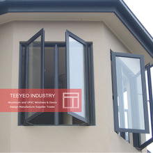 Teeyeo aluminum windows and doos aluminum casement window
