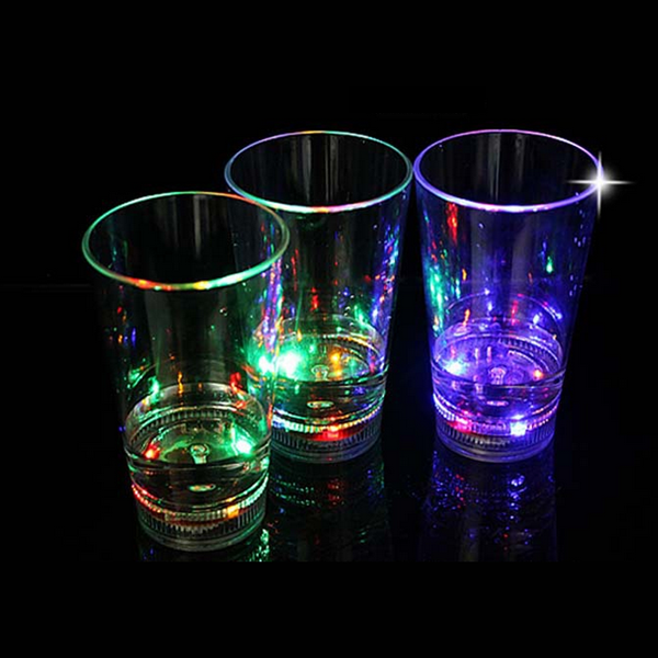 Wholesale Free Shipping Hot Selling Plastic Glowing Pepsi Cup