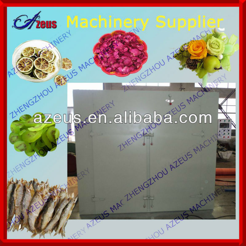 2013 stainless steel CT-C-I 100kg/batch fruit and vegetable processing machines dried beef tendon machine