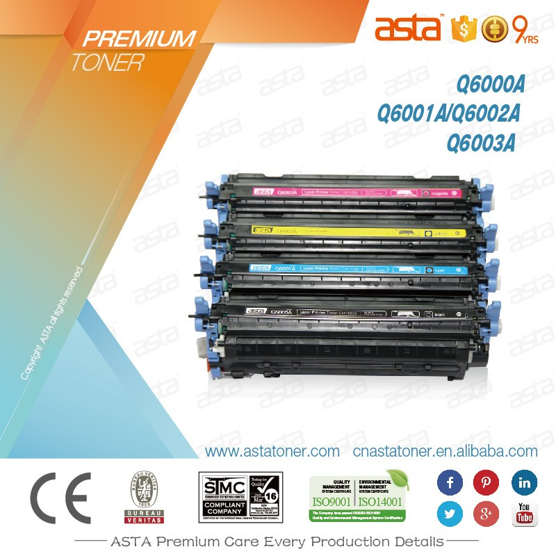 ASTA business toner cartridge Q6000A for HP