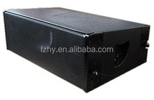 Dual 8-inch linear array speaker