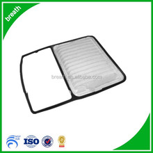 Sharp car air filter 17801-B1010 for toyota