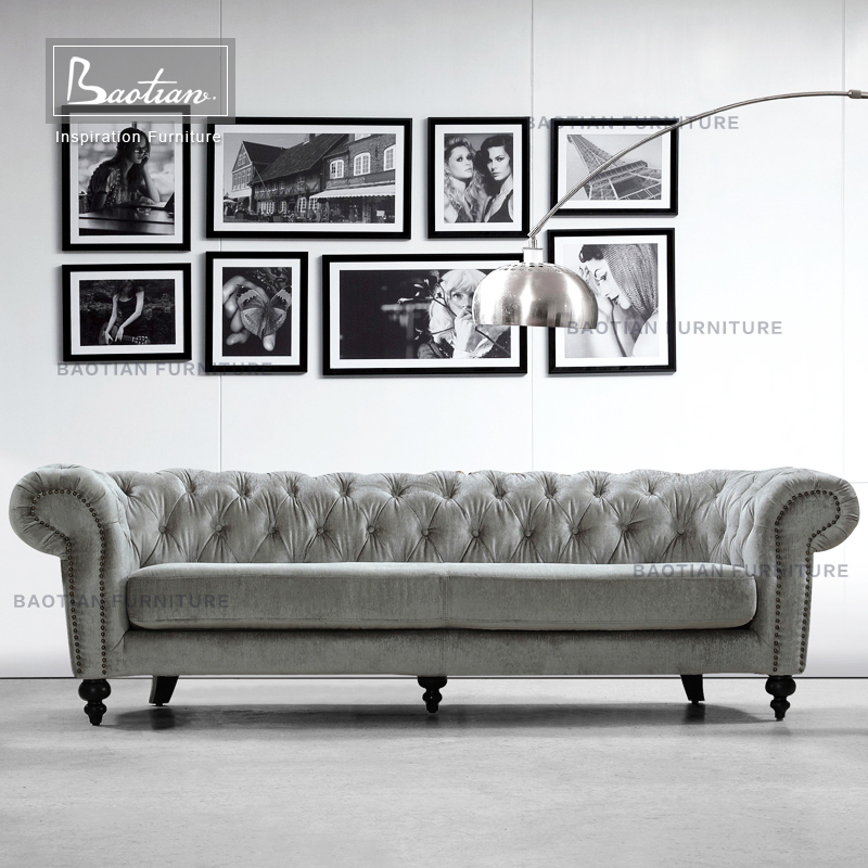 American style tufted sofa trend furniture manufacturer