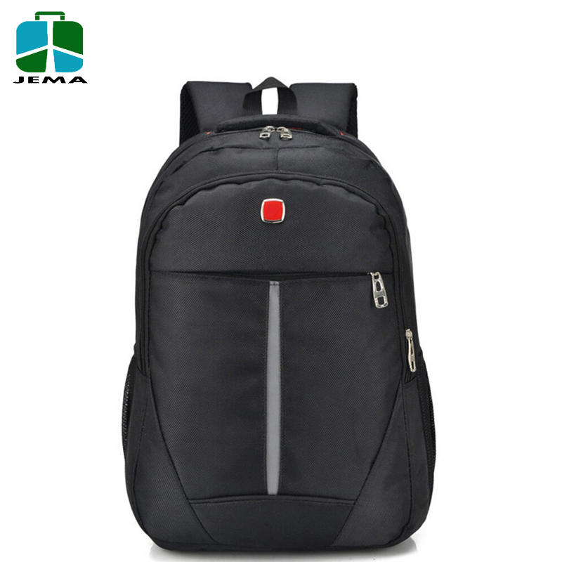 "Multi-compartment Basics Backpack for Laptops Up To 17"" inches laptop"