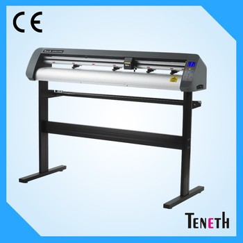 Optical Eye Auto Scan Sticker Cutting Plotter/Vinyl Cutter Plotter with Servo Motor