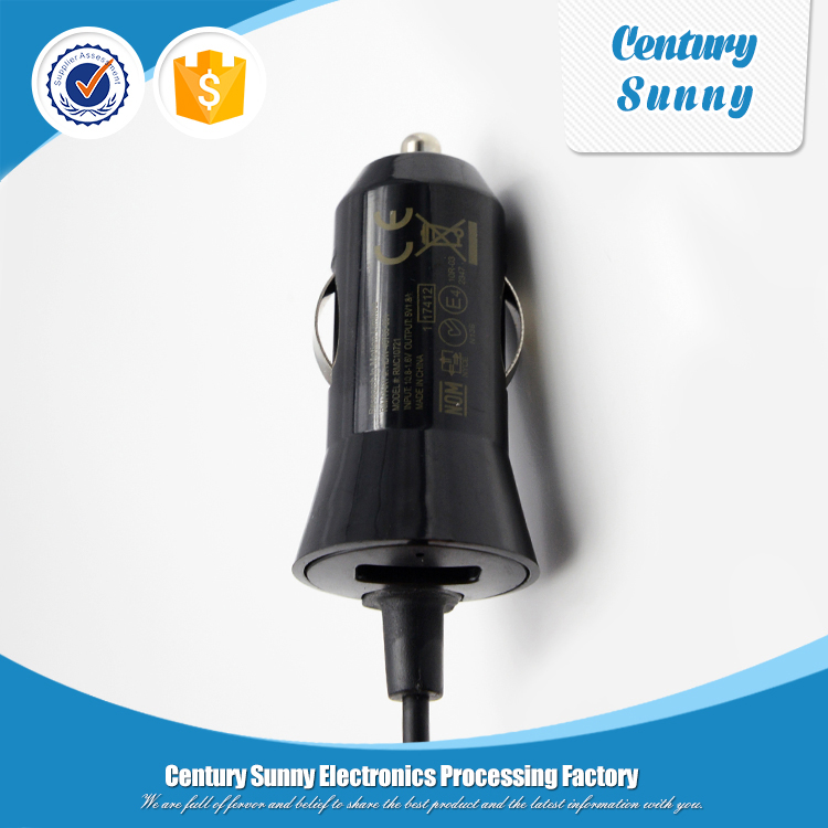 Mobile phone accessories usb car charger, accessories for travel phone charger