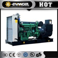 Volvo Penta 250kva Big Power Diesel Generator Set