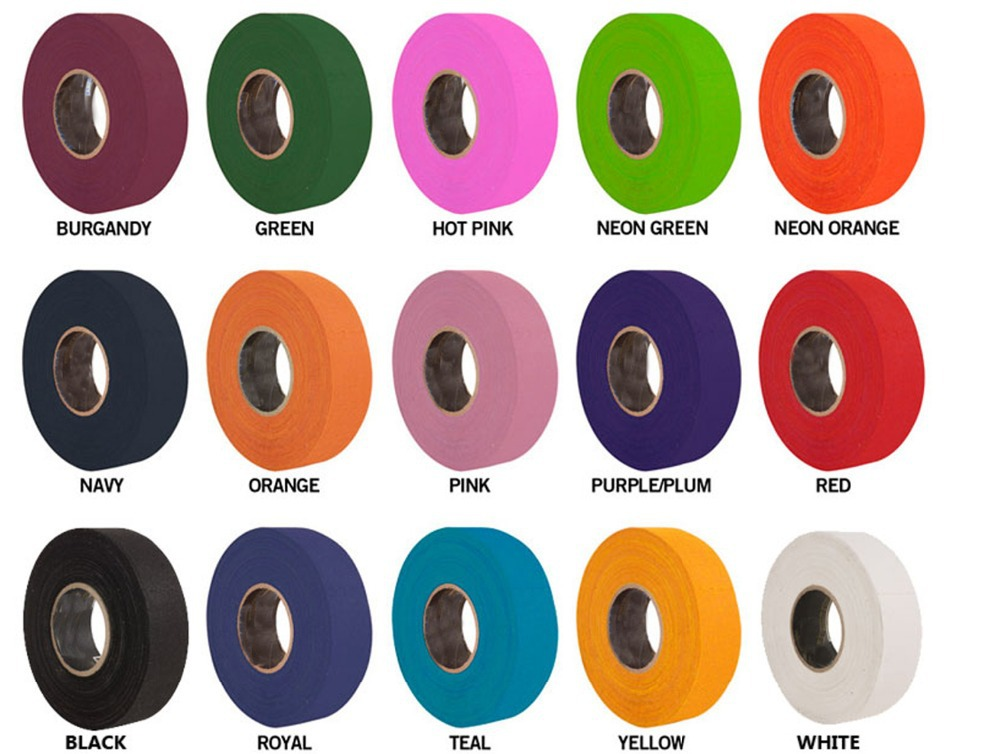 2015 New design and customized size Hockey sports tape for hockey game