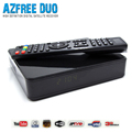 2016 Christmas promotion iks sks free satellite receiver azfree duo support iptv 3G