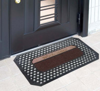 injection PVC Door Mat Entrance mat