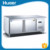 High quality Commercial used work bench refrigerator Stainless Steel kitchen equipment with drawing