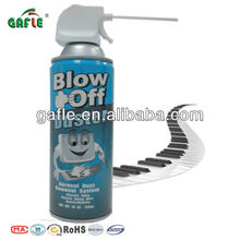 400ml can non flammable spray gas spray Air Duster in can