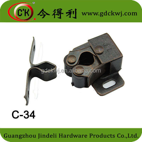 China Manufacturer Double Roller Catch Spring Loaded Catches