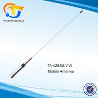 TOPRADIO UHF VHF Ham Two-way Radio Antenna Mobile Radio Antenna Vehicle Radio Antenna