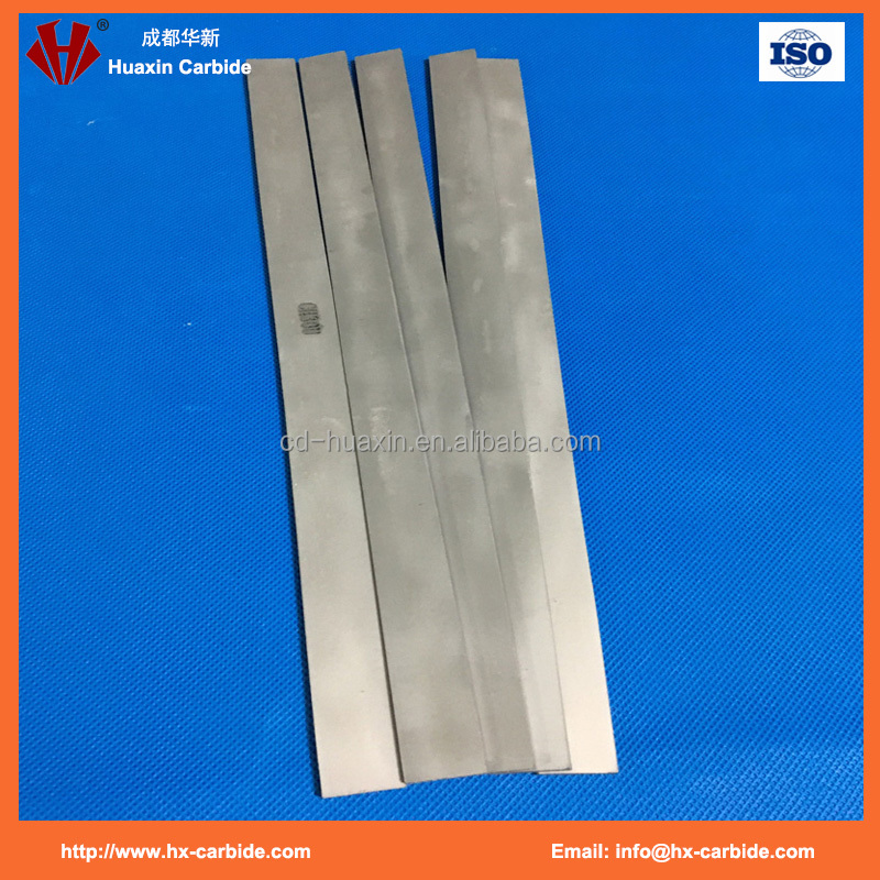 YG8 STB carbide strips tungsten carbide flat bar