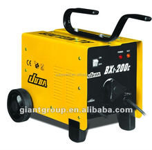 BX1-200C WELDING MACHINE AC ARC WELDER 1 PHASE LIGHT DUTY WELDER 200AMP