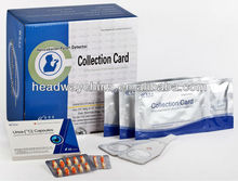 Medical analysis test reagent for hospital bacteria diagnose