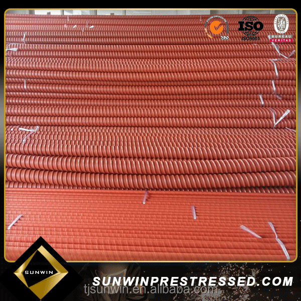 polymer corrugated pipe