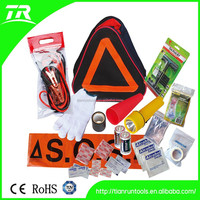 Gold supplier high quality 33 pcs Car Tool ; Car Emergency Kit