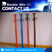 70mm shoring prop sleeve/scaffolding prop jack/adjustable shoring prop