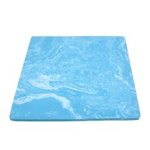 Blue color eva squre sheet textured eva sole material colorful eva sheet for shoe material