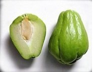 CHAYOTE Without Prickles -Sechium Edule