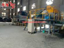 full automatic waste tire recycling machine