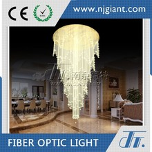 Modern crystal led houses lights ceiling