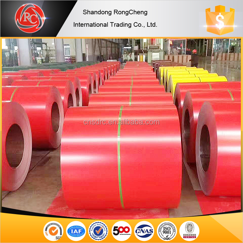 Manufacturers paint ppgi galvanized roof pannel steel coil