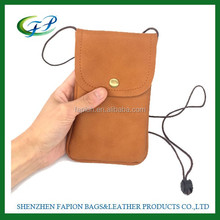 alibaba china leather mobile phone holder