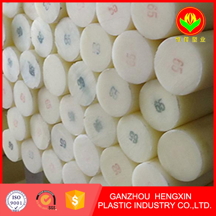 Engineering plastic products engineering nylon 6 rod