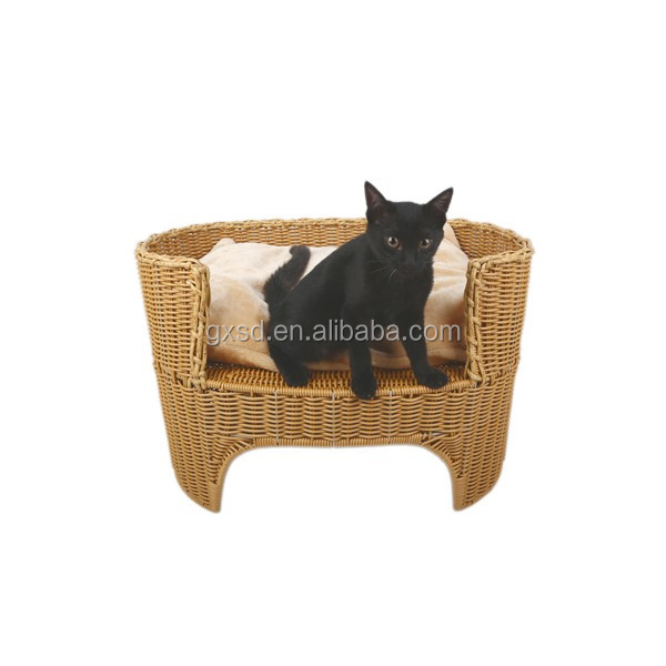 Cheap wholesale small colorful bed for cat / comfortable cat house