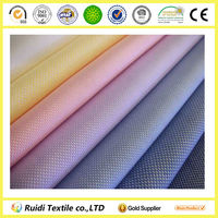 100% Polyester 600D PVC/PU Coated Oxford Fabric For Bag Tent Use