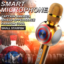 Sihirli Bluetooth Mini Yankı Mikrofon Karaoke Player