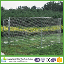 China supplier Large outdoor chain link dog kennel / dog cages, welded wire dog kennel / pet enclosure.