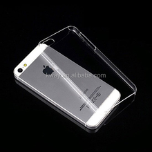 Wholesale Cheap Mobile Phone Case Transparent Clear Crystal Ultra Thin Back Cover Hard Case For iPhone 5 5S KSL270