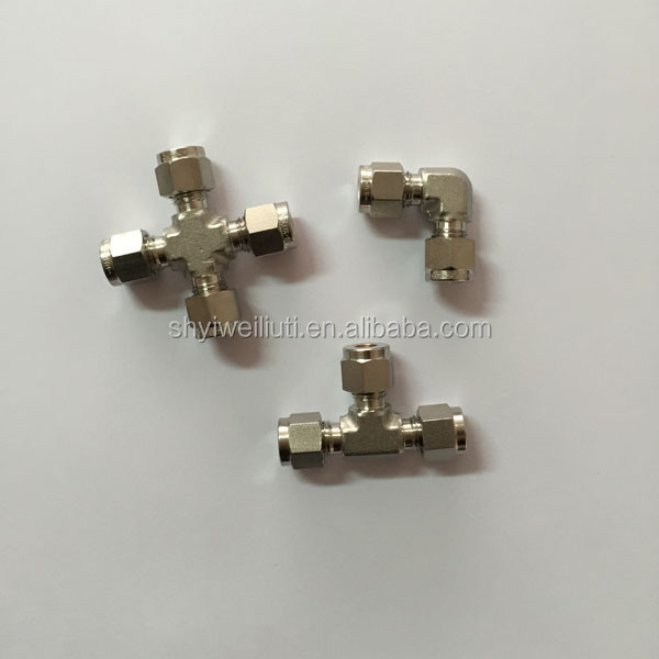 SWAGELOK fitting bulk head fittings stainless