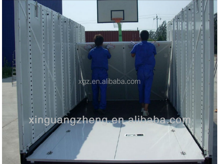 New style foldable prefabricated houses container