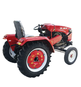 farm machine 15hp 4x2 mini farm tractor agricola price