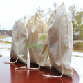 5x7 Unbleached Cotton Muslin Bag