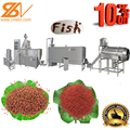 Saibainuo Automatic Aquatic fish food extruder machinery plant production line