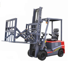 Original factory product AC motor 1.0T electric forklift truck with various kinds of attachment