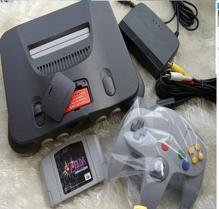for N64 video game console
