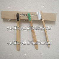 Daily Use Biodegradable hotel bamboo toothbrush manufactur