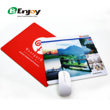 Manufacturer custom high quality computer mouse pad for promotion